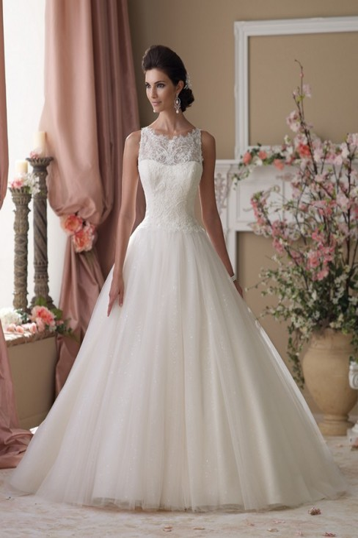 David Tutera 114273 Isobel Wedding Dress