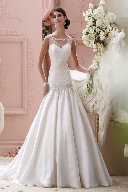 David Tutera 115246 Sosie Wedding Dress