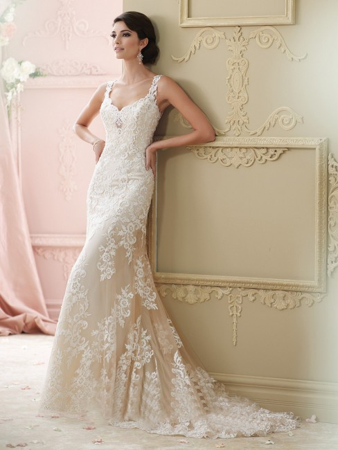 David Tutera 215278 Florine Wedding Dress