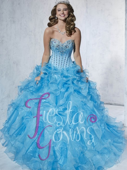 House of Wu 56260 Quinceanera Dress