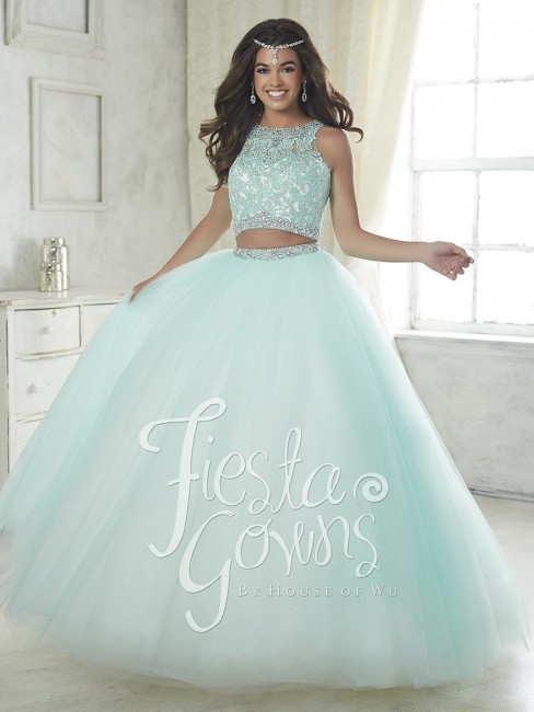 House of Wu 56317 Quinceanera Dress