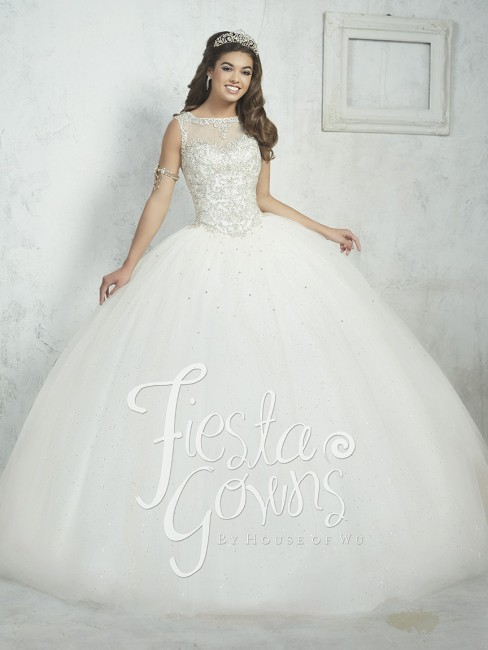 House of Wu 56319 Quinceanera Dress