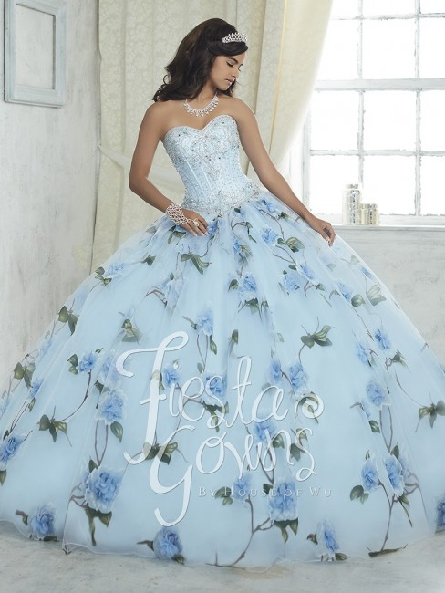 House of Wu 56320 Quinceanera Dress