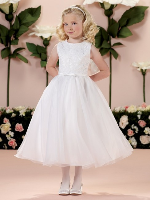 Joan Calabrese 114350 Flower Girl Dress