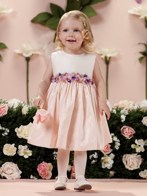 Joan Calabrese 114357B Flower Girl Dress