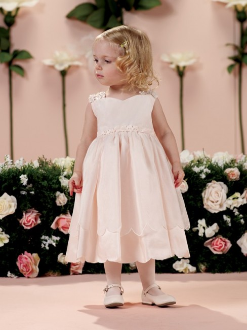 Joan Calabrese 114358B Flower Girl Dress