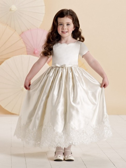 Joan Calabrese 214370 Flower Girl Dress