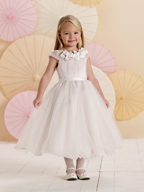 Joan Calabrese 214371 Flower Girl Dress