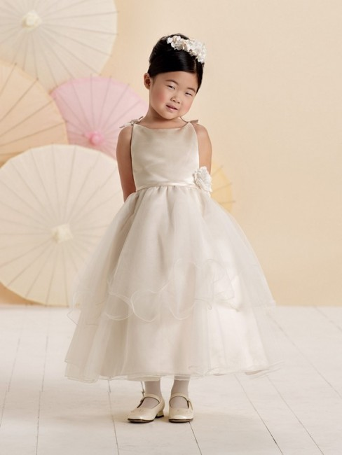Joan Calabrese 214373 Flower Girl Dress