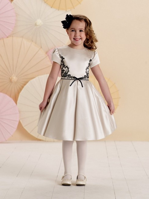 Joan Calabrese 214385 Flower Girl Dress