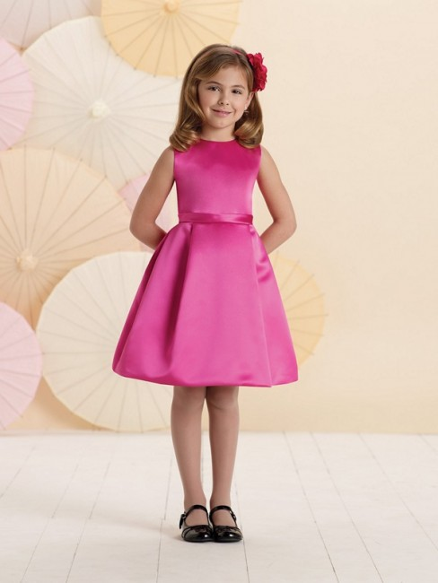 Joan Calabrese 214389 Flower Girl Dress