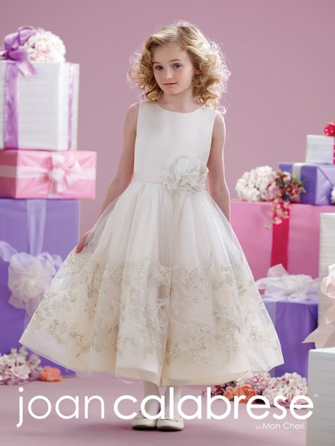 Joan Calabrese 215351 Flower Girl Dress