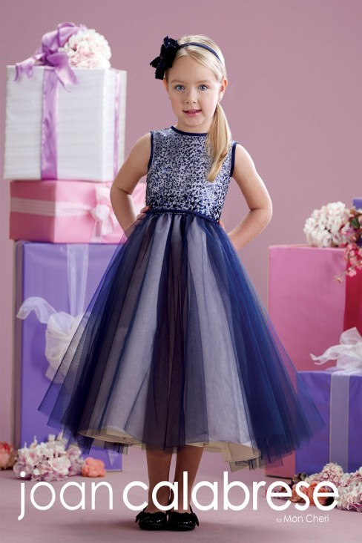 Joan Calabrese 215353 Flower Girl Dress