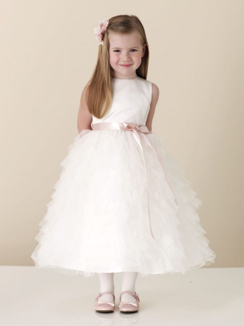 Joan Calabrese 110306 Flower Girl Dress