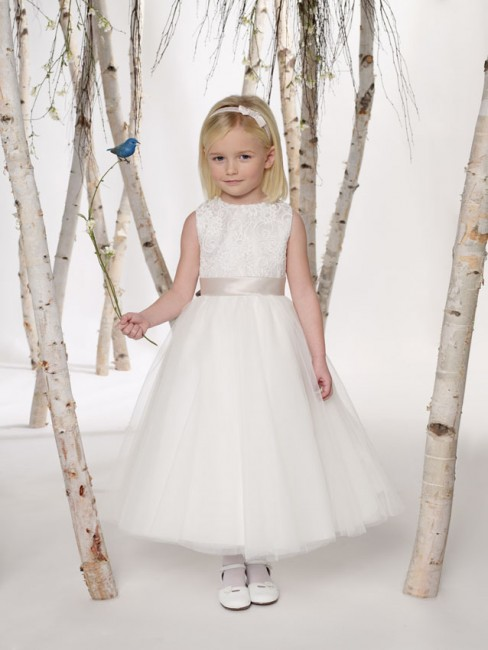 Joan Calabrese 211301 Flower Girl Dress