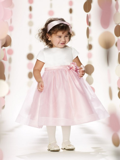 Joan Calabrese 213322B Flower Girl Dress