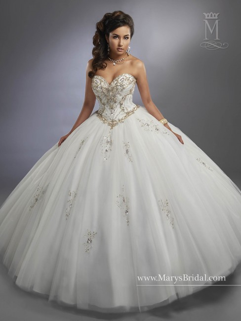 Marys Bridal 4779 Quinceanera Dress