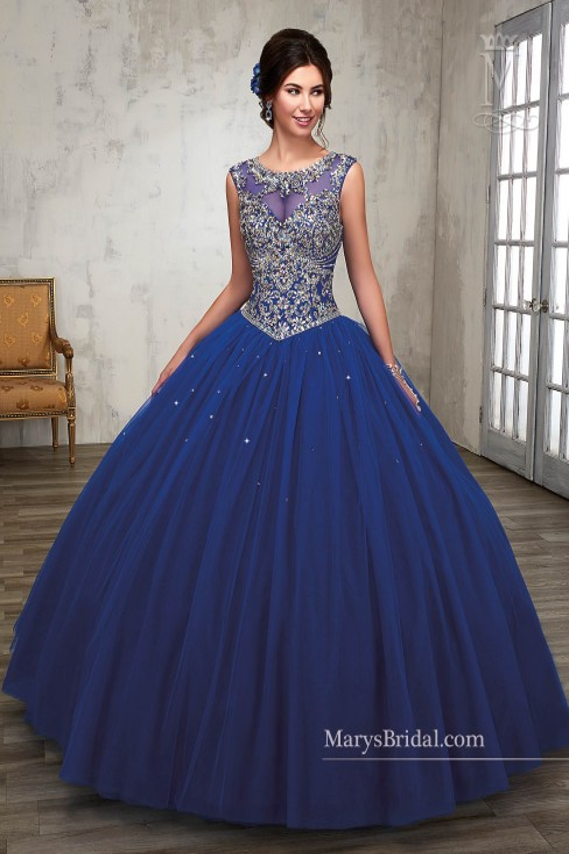 Marys Bridal 4804 Quinceanera Dress