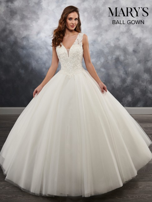 Marys Bridal - Dress Style MB6023