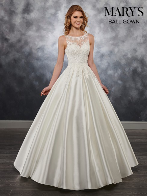Marys Bridal - Dress Style MB6028