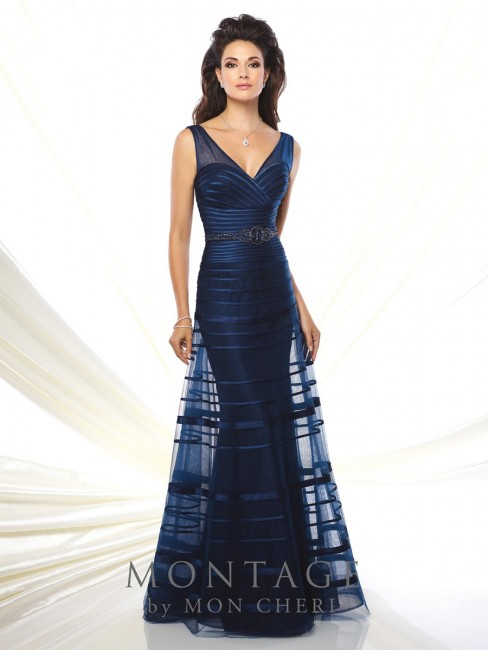 Montage by Mon Cheri 116936 Evening Dress