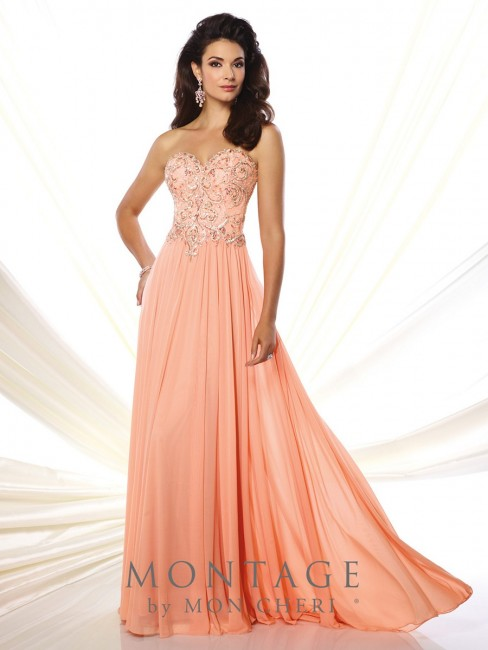 Montage by Mon Cheri 116939 Evening Dress