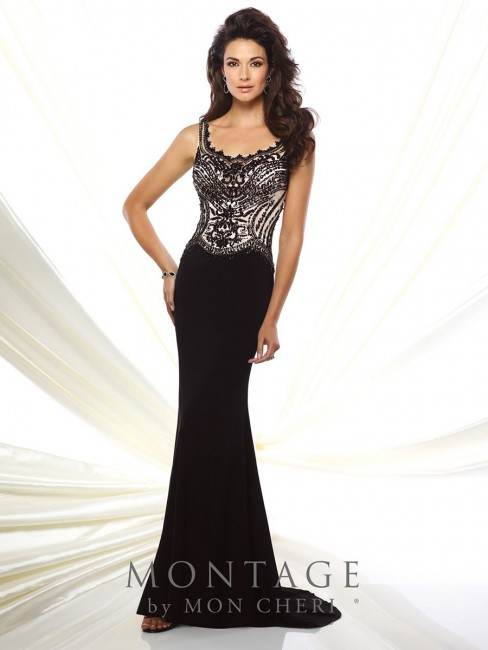 Montage by Mon Cheri 116941 Evening Dress
