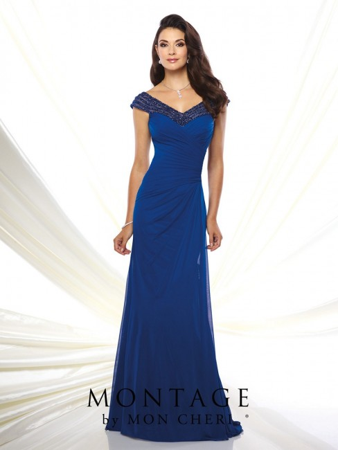 Montage by Mon Cheri 116945 Evening Dress