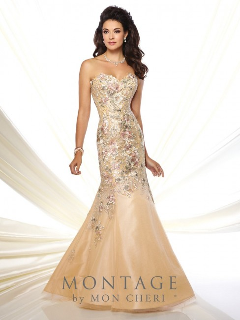 Montage by Mon Cheri 116949 Evening Dress