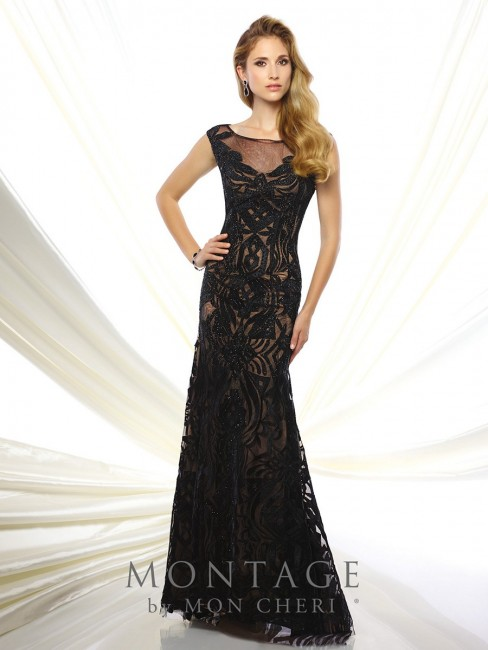 Montage by Mon Cheri 116951 Evening Dress