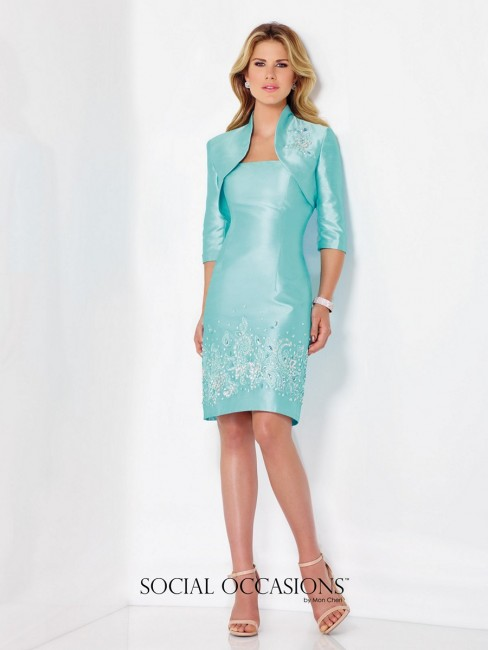 Social Occasions by Mon Cheri 116841 Dress
