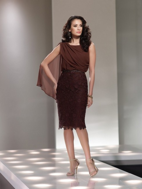 Social Occasions by Mon Cheri 214841 Dress