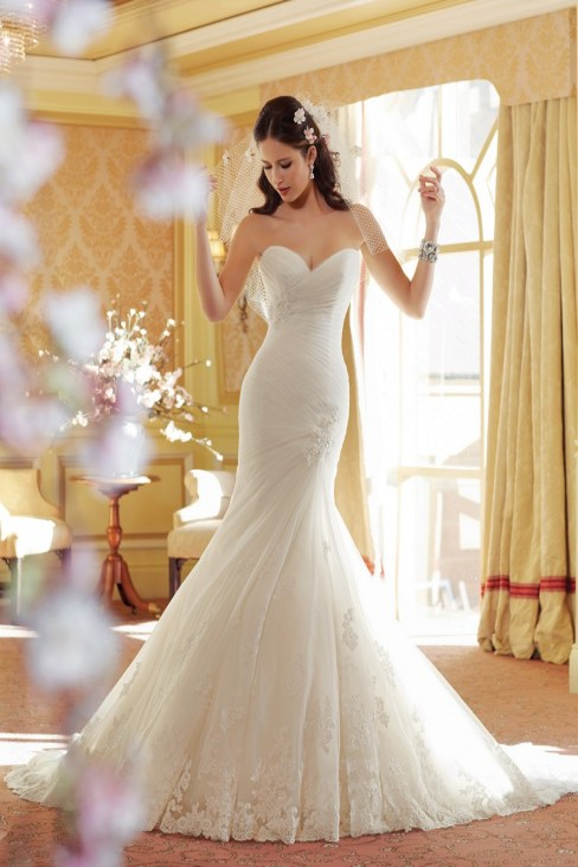 Sophia Tolli Y11406 Talisa Wedding Dress