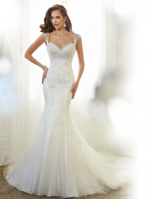 Sophia Tolli Y11569 Jarita Wedding Dress