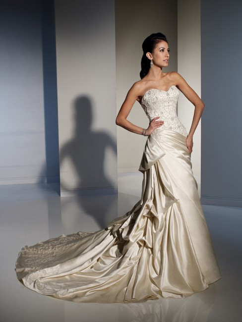 Sophia Tolli Y21146 Wihelmina Wedding Dress