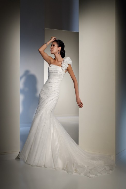 Sophia Tolli Y21159 Zia Wedding Dress