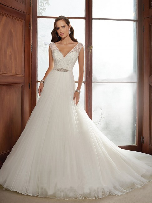 Sophia Tolli Y21517 Chandler Wedding Dress