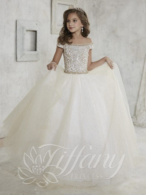 Tiffany Princess 13457 Gown