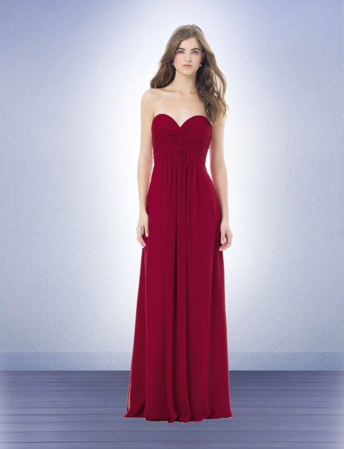 Bill Levkoff 479 Bridesmaid Dress