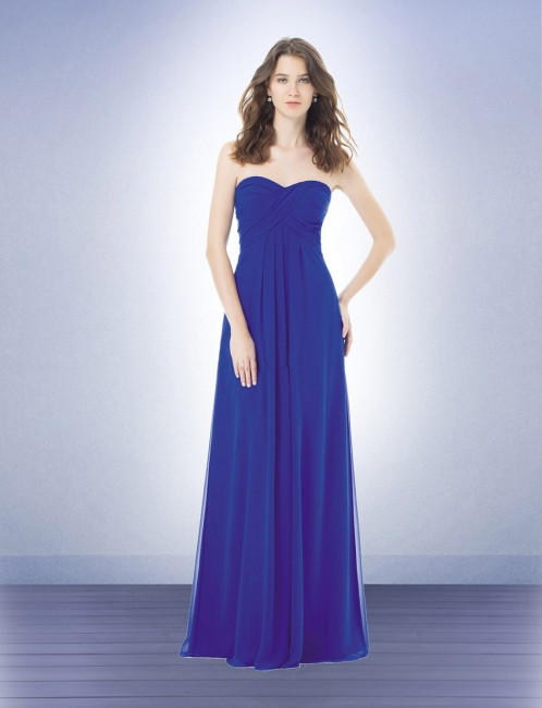 Bill Levkoff 482 Bridesmaid Dress