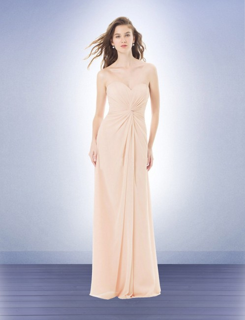 Bill Levkoff 484 Bridesmaid Dress