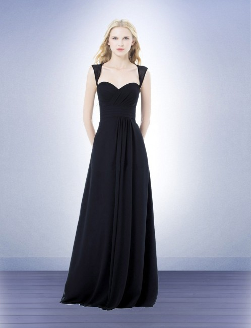 Bill Levkoff 485 Bridesmaid Dress