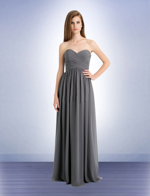 Bill Levkoff 740 Bridesmaid Dress
