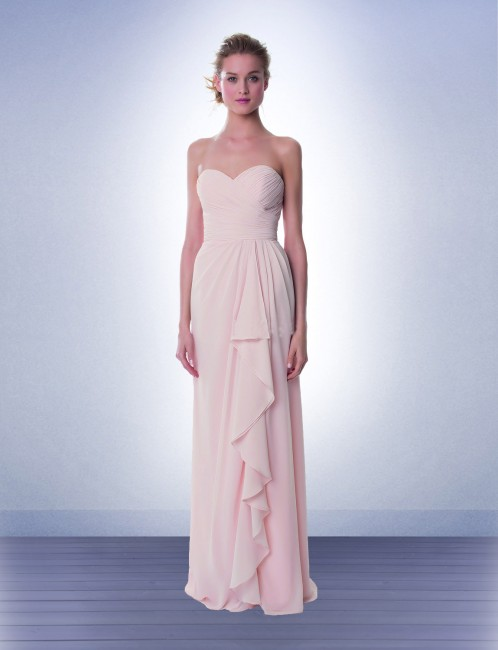 Bill Levkoff 987 Bridesmaid Dress