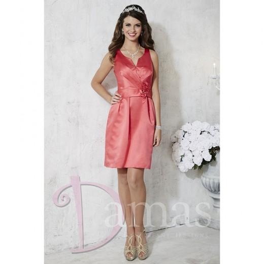 House of Wu Damas 52351 Quick Delivery Bridesmaid Dress
