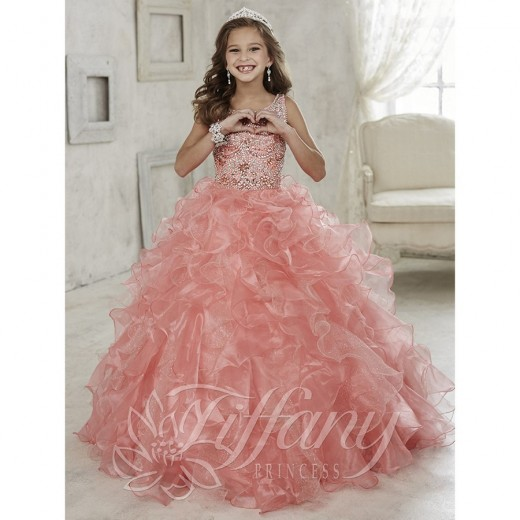 Tiffany Princess 13444 Gown