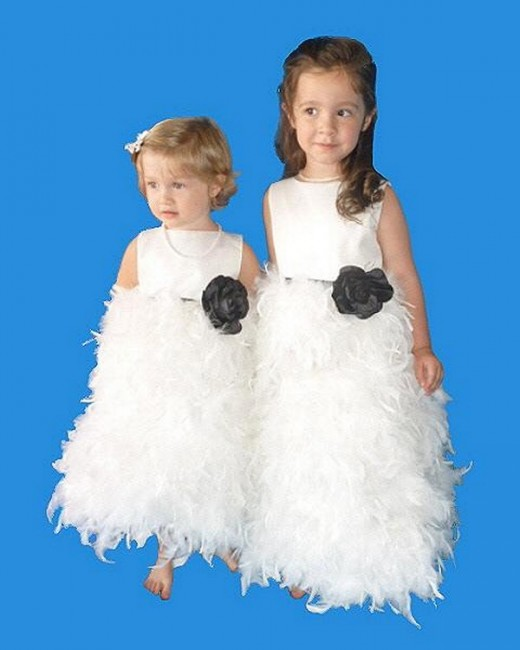 RoseBud 5120 Flower Girl Dress