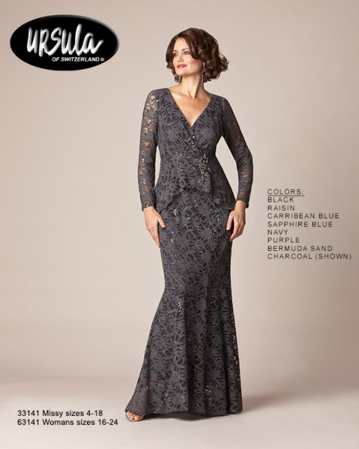Ursula of Switzerland 33141 Dress