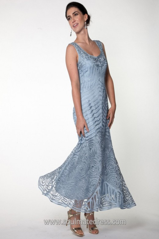 Soulmates C1061 Dress - MadameBridal.com
