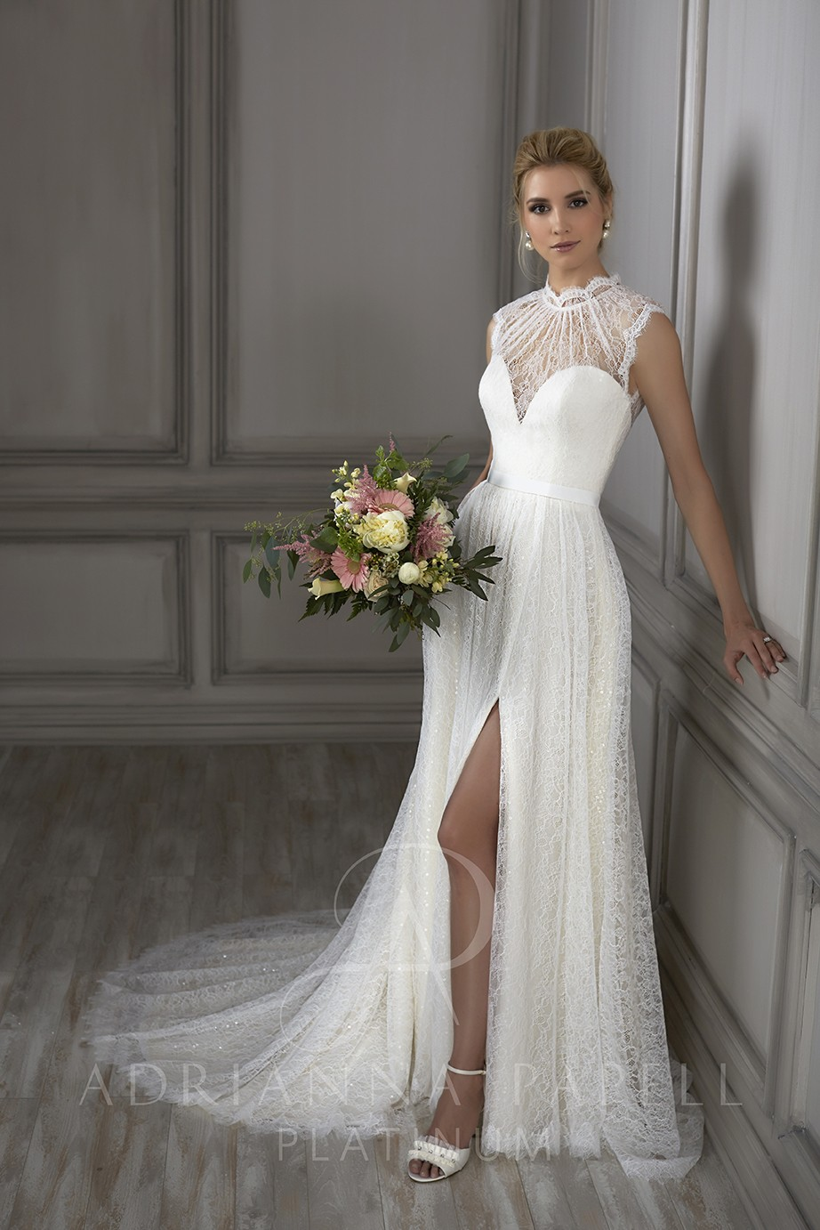 Adrianna Papell 31074 Juliet Dress - MadameBridal.com